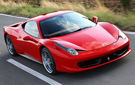 Ferrari 458 Italia 570CV