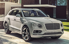 Bentley Bentayga First Edition W12 608CV
