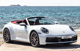 Porsche 911 Carrera 4S CabrioletCV
