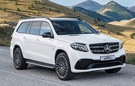 Mercedes-Benz GLS63 AMG 4Matic