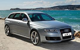 Audi RS 6 Avant 4.0 560CV