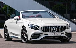 Mercedes-Benz S 500 Pack AMG Cabrio 455CV