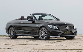 Mercedes-Benz C 220 D 4Matic Cabrio