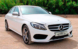 Mercedes-Benz C 220 D Pack AMG