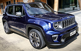 Jeep Renegade Limited 1.6 Multijet